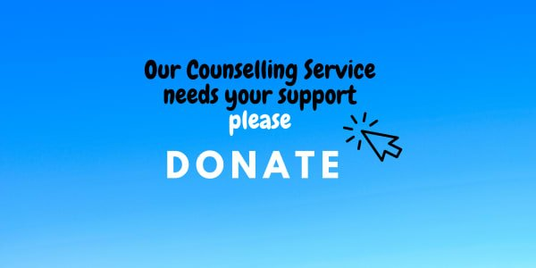 Support our Counselling Service