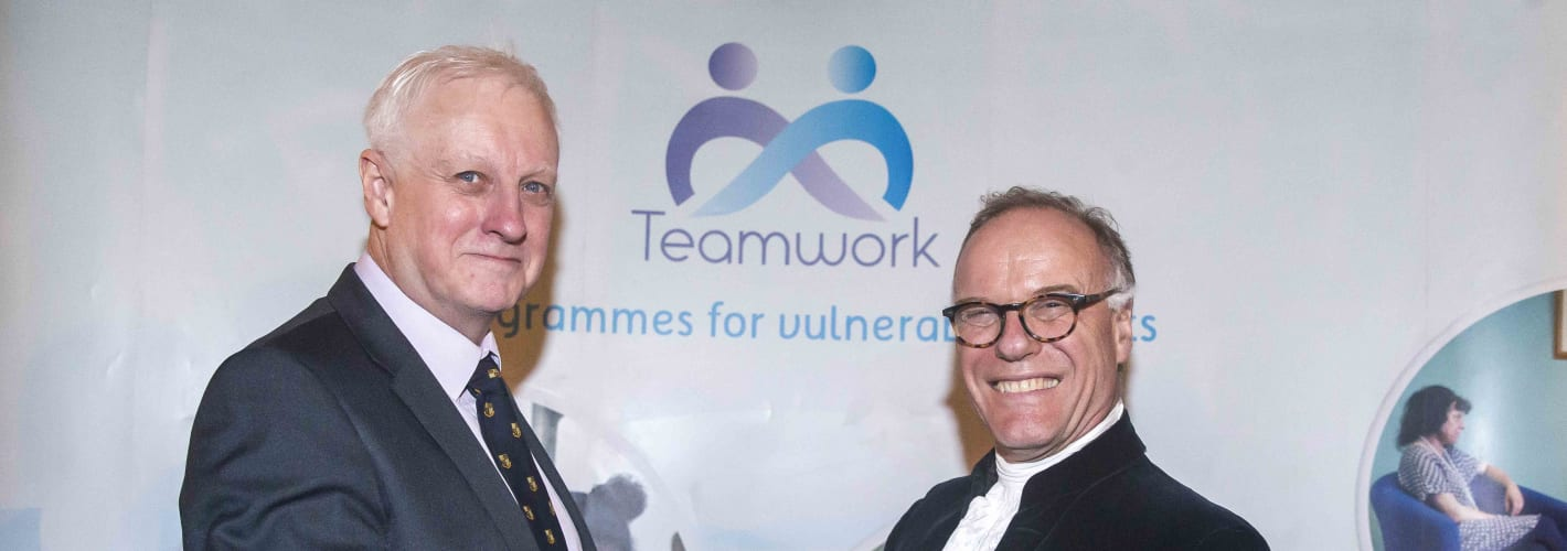 County's former High Sheriff joins Teamwork's board of trustees