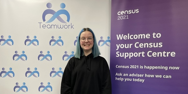 Teamwork Trust is an official Census Support Centre